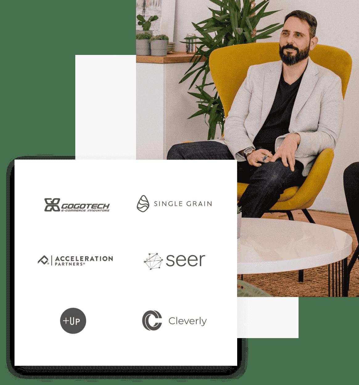 Acadium works with amazing hiring partners