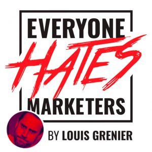 Everybody Hates Marketers Podcast logo