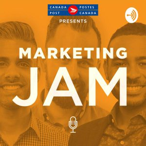 Marketing Jam podcast logo