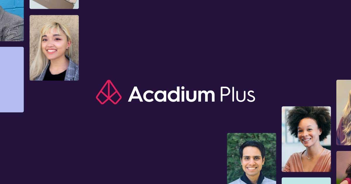 Acadium Plus Digital Marketing Apprenticeships