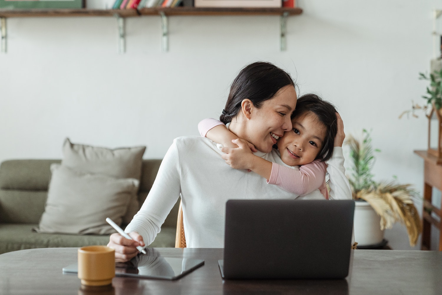 career change at 30 - family life