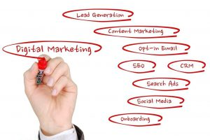 What skill do you need to succeed as a digital marketer