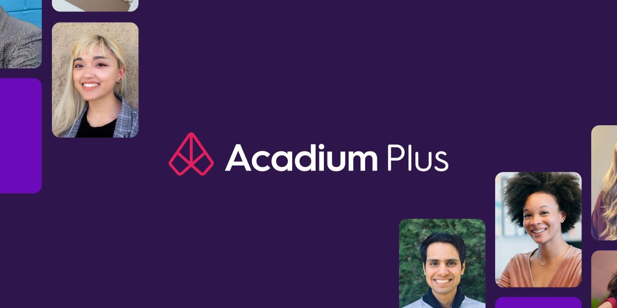 Job Search Program - Acadium Plus