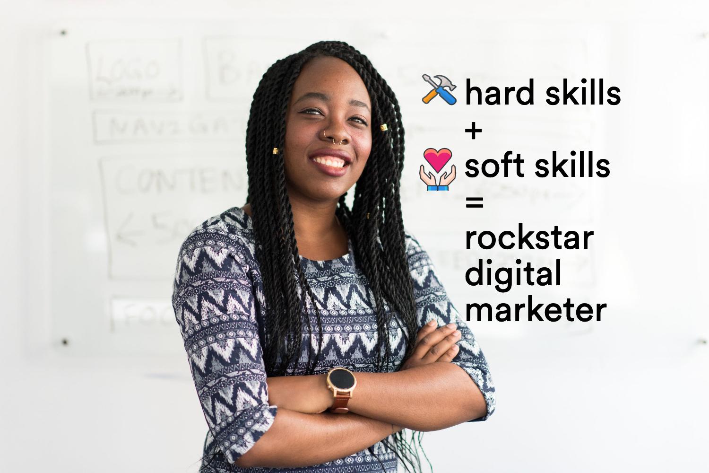 Digital marketing skills rockstar